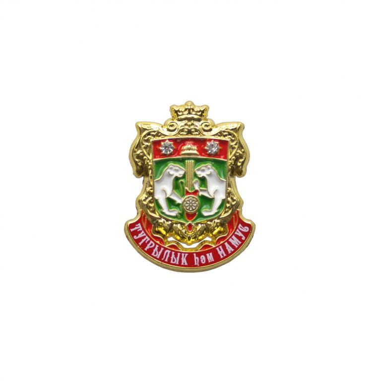 Значок члена Татарского дворянского собрания